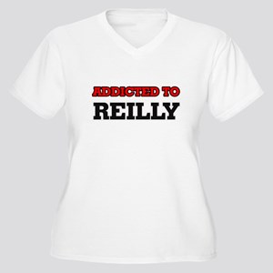 Addicted to Reilly Plus Size T-Shirt