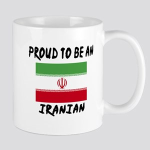 Proud To Be Iranian 11 oz Ceramic Mug