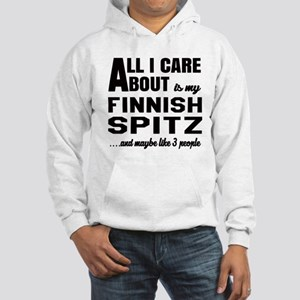 All I care about is my Finnish S Hooded Sweatshirt