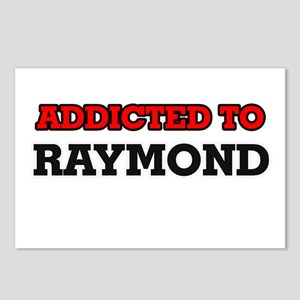 Addicted to Raymond Postcards (Package of 8)