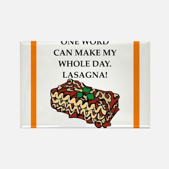 lasagna Magnets