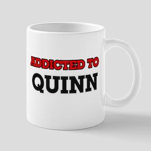 Addicted to Quinn Mugs