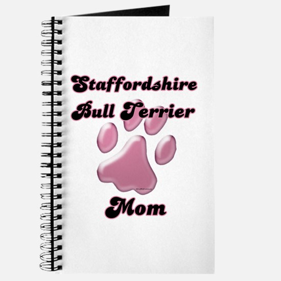 Staffy Mom3 Journal