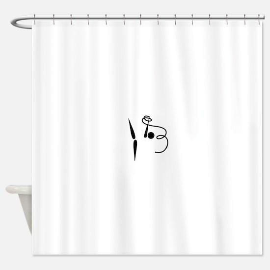Team Rhythmic Gymnastics Shower Curtain