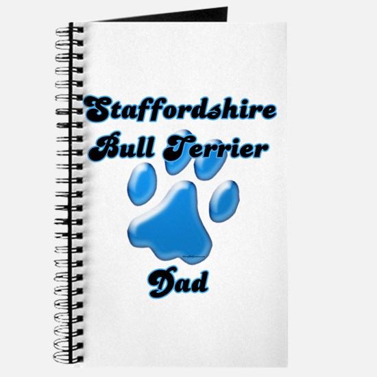 Staffy Dad3 Journal