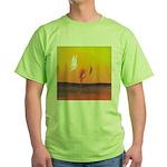 32.the pursuit. . ? Green T-Shirt