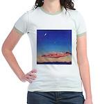 46.her moon. .? Jr. Ringer T-Shirt