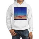 46.her moon. .? Hooded Sweatshirt