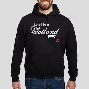 Gotland pony Hoodie