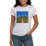 25.highway to heaven. .? Women's T-Shirt