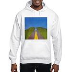 25.highway to heaven. .? Hooded Sweatshirt