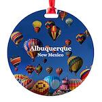 Albuquerque Round Ornament