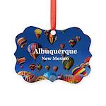 Albuquerque Picture Ornament