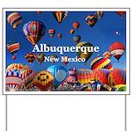 Albuquerque Yard Sign