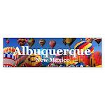 Albuquerque Sticker (Bumper)