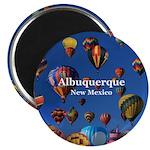 """Albuquerque 2.25"""" Magnet (100 pack)"""