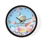Albuquerque Wall Clock