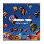 Albuquerque Tile Coaster