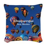 Albuquerque Woven Throw Pillow