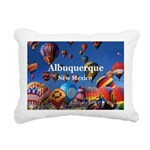 Albuquerque Rectangular Canvas Pillow