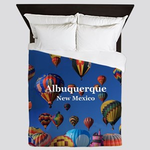 Albuquerque Queen Duvet