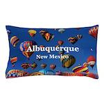 Albuquerque Pillow Case