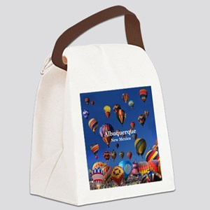 Albuquerque Canvas Lunch Bag