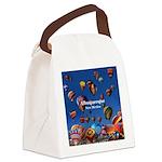 Albuquerque Canvas Lunch Bag