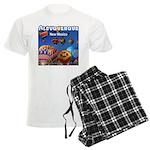 Albuquerque Men's Light Pajamas