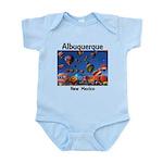 Albuquerque Infant Bodysuit