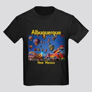 Albuquerque Kids Dark T-Shirt