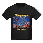 Albuquerque Kids Dark T-Shirt