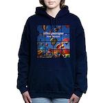 Albuquerque Women's Hooded Sweatshirt