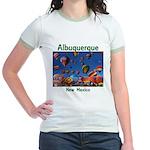 Albuquerque Jr. Ringer T-Shirt