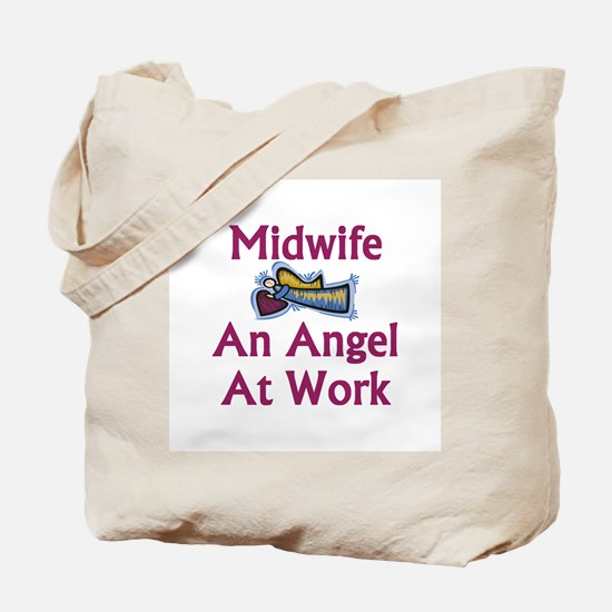 Midwife Tote Bag