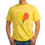 37.love thy self ? Yellow T-Shirt