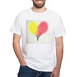 37.love thy self ? White T-Shirt