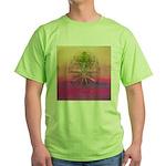 47.treeolife..? Green T-Shirt