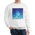 65.grampa'z skypeace.. Sweatshirt