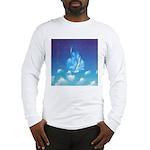 65.grampa'z skypeace.. Long Sleeve T-Shirt