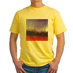 61.taoz mountain.  .? Yellow T-Shirt