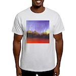61.taoz mountain.  .? Ash Grey T-Shirt