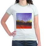 61.taoz mountain.  .? Jr. Ringer T-Shirt