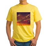 54.yearning. .? Yellow T-Shirt