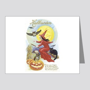 Halloween 47 Note Cards (Pk of 20)