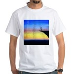 91.stand for. . ? White T-Shirt