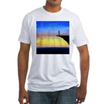 91.stand for. . ? Fitted T-Shirt