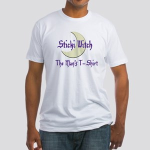 Sticki Witch The -  Fitted T-Shirt
