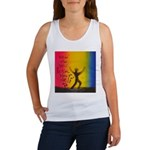 35.how. . ? Women's Tank Top
