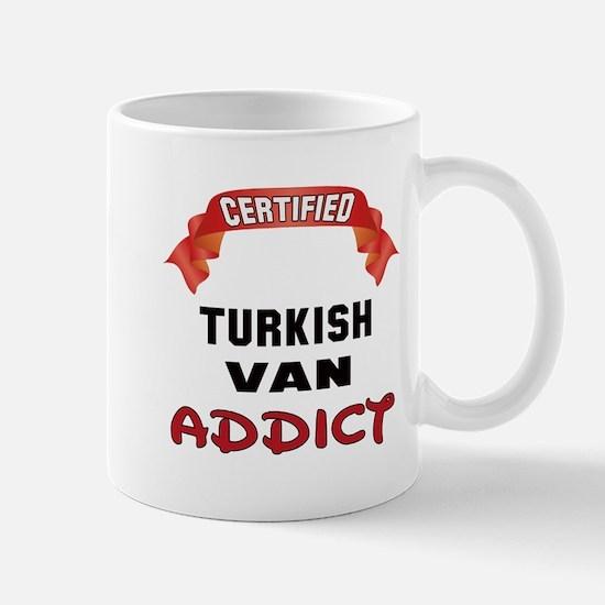 Certified Turkish Van Addict Mug